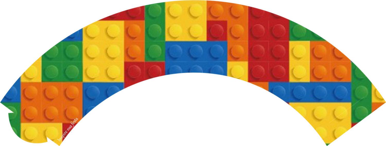 Lego Kit Festa Infantil Gr 225 Tis Para Imprimir Inspire