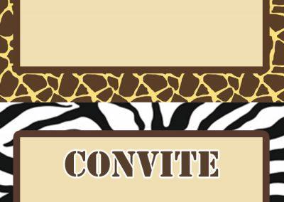 Convite-pirulito-minnie-safari