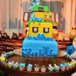 Decoração Festa Infantil Arca de Noé