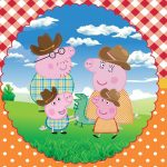 Peppa Pig na Fazenda – Kit digital gratuito