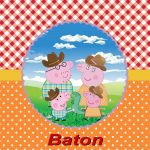 Peppa Pig na Fazenda – Kit digital gratuito