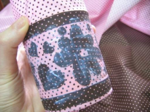 lata decorada com tecido 11