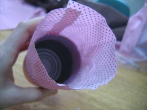 lata decorada com tecido 6