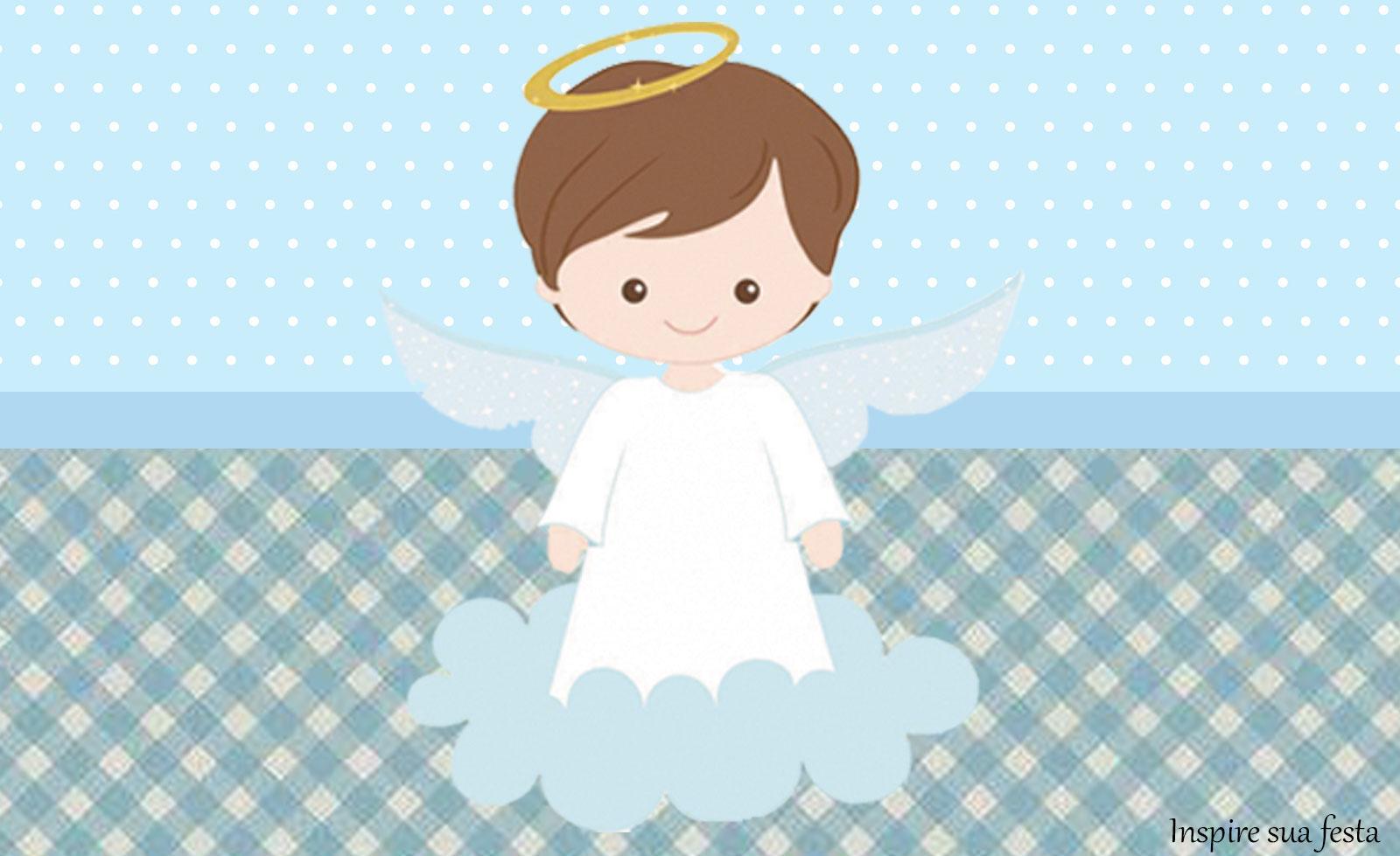 1b09c4c55c3 Batizado Menino – Kit festa grátis para imprimir