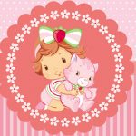 Moranguinho Baby – Kit festa infantil para imprimir