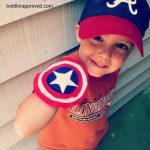 Como fazer Escudo Capitão América – Passo a Passo