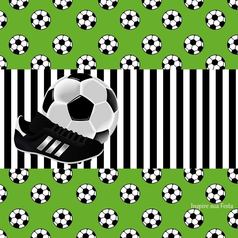 Bala personalizada Futebol