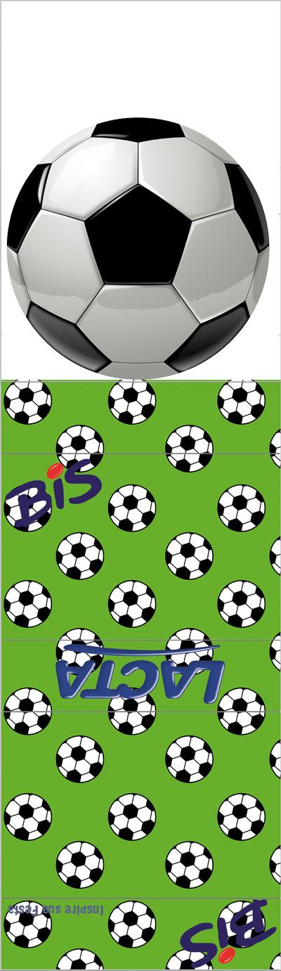 Bis duplo com display Futebol