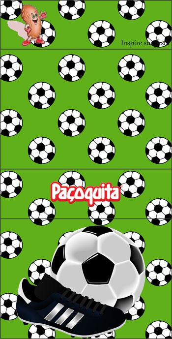 Paçoquita Futebol