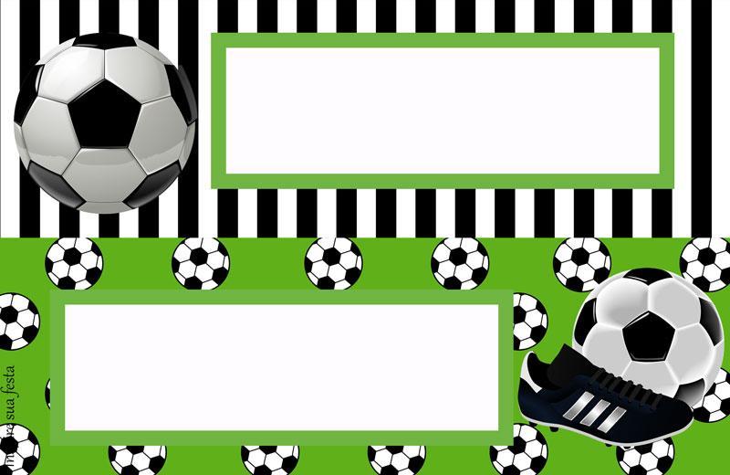 Placa de mesa Futebol