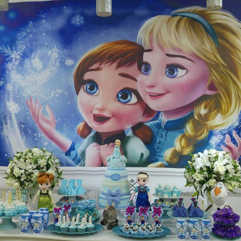 Imagens Frozen Uma Aventura Congelante Cheap mais de 30 ideias de decoração frozen: uma aventura congelante