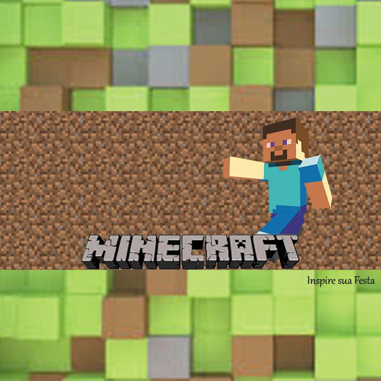 Bala personalizaa Minecraft