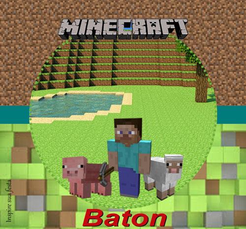 Baton Minecraft