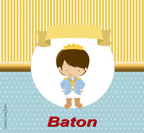 Baton Rei Azul e Dourado