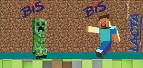 Bis duplo Minecraft