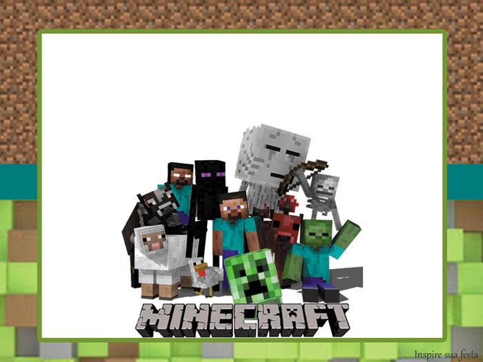 Marmitinha Minecraft