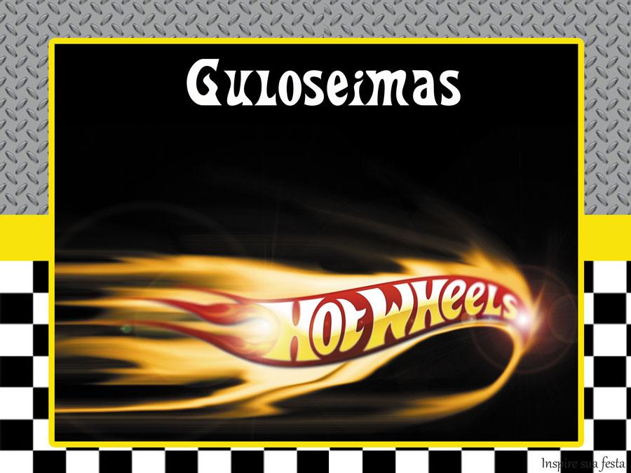 Marmitinha Hot Wheels