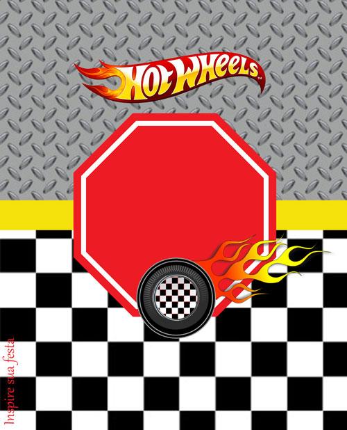 Bisnaga de brigadeiro Hot Wheels