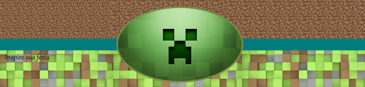 Rótulo água Minecraft