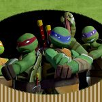 Tartarugas Ninja – Kit digital gratuito