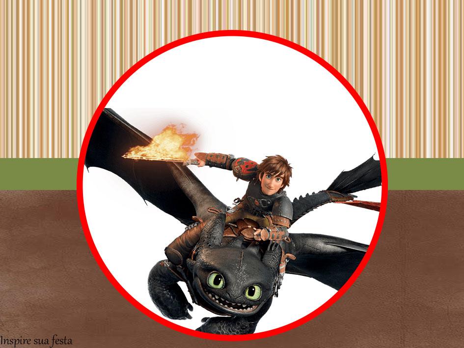 Tubete Como treinar o seu dragão