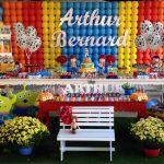 Decoração Festa infantil Festa Toy Story