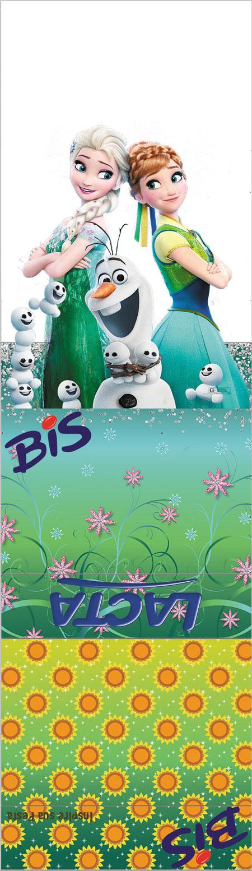 Bis duplo com display Frozen Febre Congelante
