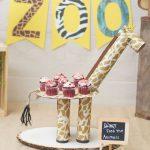 Como fazer Porta cupcakes ou docinhos de Girafa