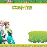 Frozen Febre Congelante – Kit Festa Grátis para imprimir