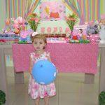 Decoração Peppa Pig – Sofia 2 anos