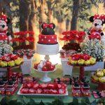 Decoração Minnie no Bosque – By Donna Caramella