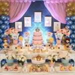 Festa Princesas Disney by Tom Decor