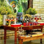 Decoração Oz, Mágico e Poderoso – Festa do Matteo