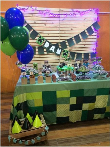 festa minecraft 4