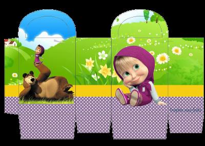 Sacolinha-para-guloseimas-personalizada-gratuita--masha-e-o-urso