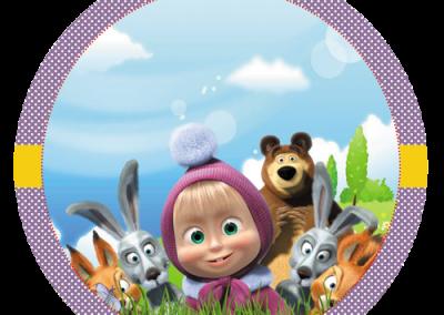 Tag-redonda-personalizada-gratis-masha-e-o-urso3