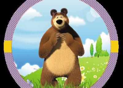 Tag-redonda-personalizada-gratis-masha-e-o-urso4