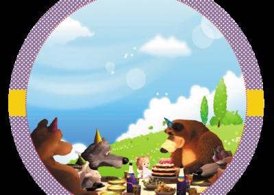Tag-redonda-personalizada-gratis-masha-e-o-urso5