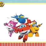 Super Wings – Kit digital gratuito