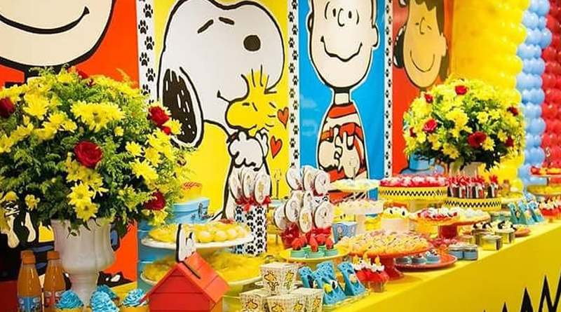 Snoopy by Une Dune Festas