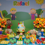 Decoração Pequerruchos para o Rafael
