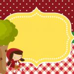 Chapeuzinho Vermelho – Kit digital gratuito