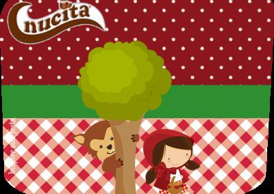 Nucita-Chapeuzinho-Vermelho