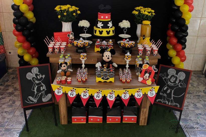 decoracao mickey inspire sua festa 4