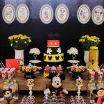 Decoração Mickey Mouse