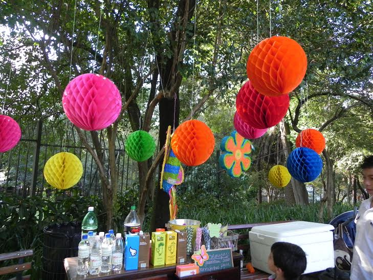Festa infantil sustentável? É possível sim!