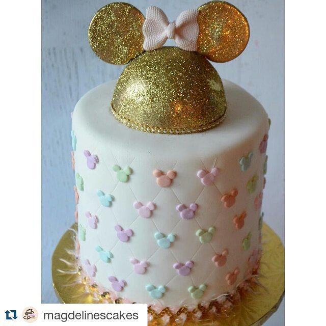 Bolo Minnie Rosa Inspire sua Festa 16