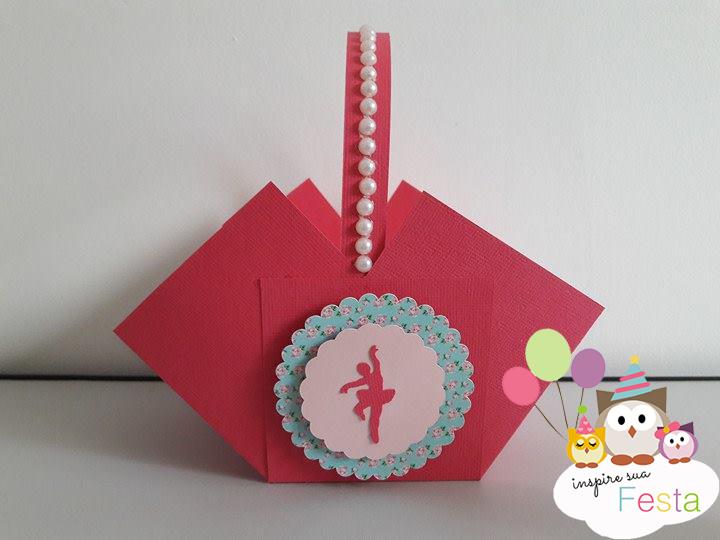 Cestinha de papel – Passo a passo