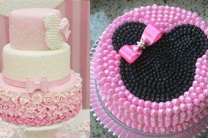 Minnie Rosa – Os bolos mais incríveis