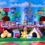 Como organizar uma festa perfeita com a temática da Disney